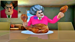 Gambar cover Scary Teacher 3D - New Update New Levels New Chapter Unlocked | Claim to Flame |Gameplay ios,android