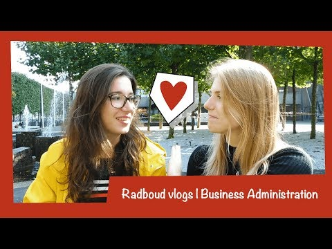 Q&A - Bachelor's Business Administration - Radboud University