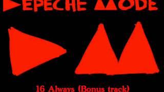 Depeche Mode - Always (Delta Machine Album) (BONUS TRACK 2013)