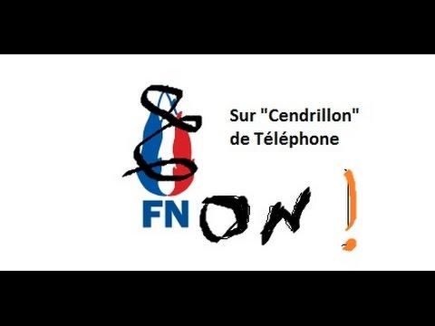 parodie chanson cendrillon telephone