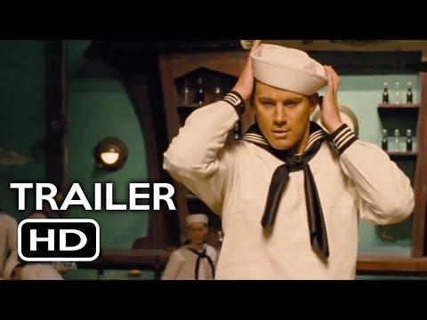 Hail, Caesar! Official Trailer #1 (2016) Channing Tatum, Scarlett Johansson Movie HD