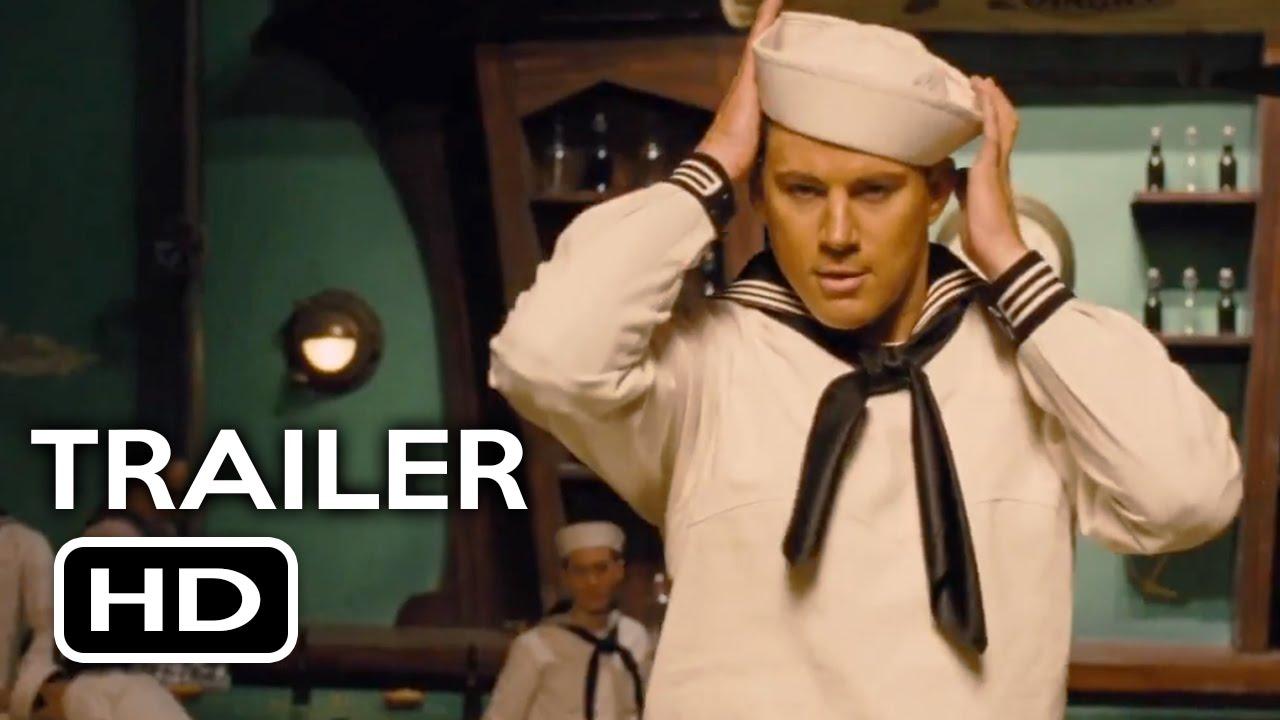 Hail, Caesar! Official Trailer #1 (2016) Channing Tatum ... ченнинг татум фильмы