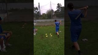 Outdoor batting practice, 2. Бейсбол, Владивосток