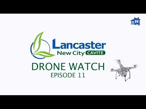 Lancaster New City Drone Video 11