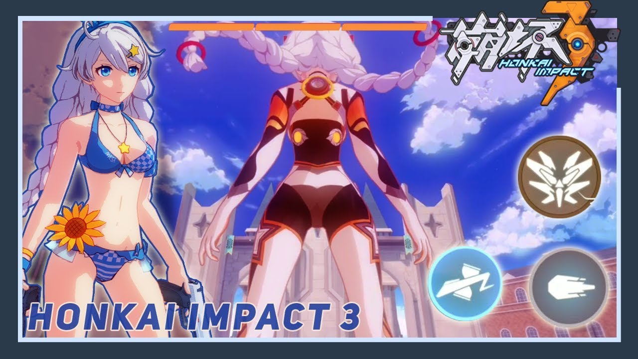Wibu Wajib Download - Honkai Impact 3 Gameplay ( SEA / English ) Android /  IOS
