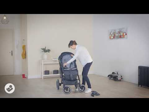 Maxi-Cosi | Lila XP - How To - Adjust The Harness And Reverse The Mattress