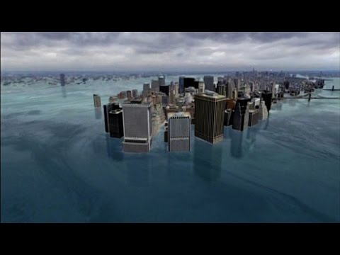 Mega Disasters New York City Hurricane Sandy Documentary