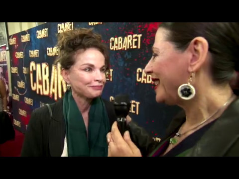 Cabaret Opening Night Red Carpet - Hosted by Maria Mercedes
