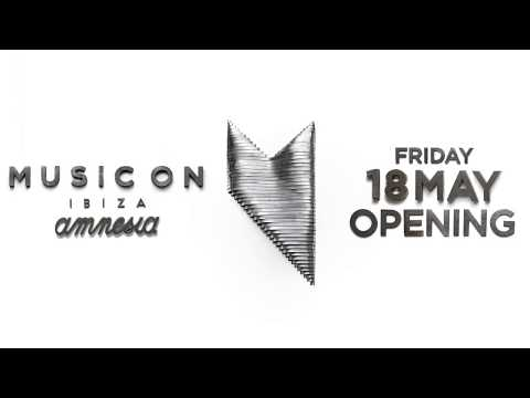 "Marco Carola ""The best moments"" @ Amnesia Music On Opening Party 2018"