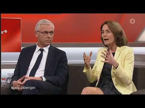 Maischberger | Eklat: Bosbach verlässt Sendung