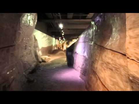 Glacier Exhibit Cincinnati History Museum