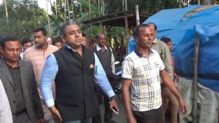 Inauguration of electricity line in Cithli Dokkhinpara village_23-11-2016
