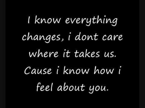 Sugababes - About you now w/ lyrics