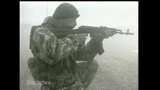 Чечня, первая компания, милиционеры попали в засаду