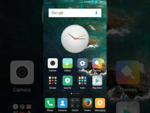 How to Calibrate Gyroscope and Accelerator-Xiaomi Phones-MIUI