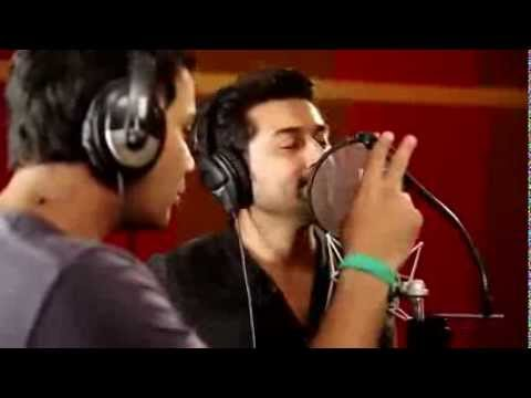 Actor Surya Singing for Sunrise Coffee Ad