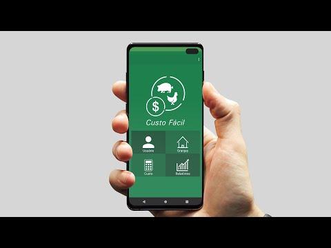 Aplicativo Custo Fácil 3.0 (Android)