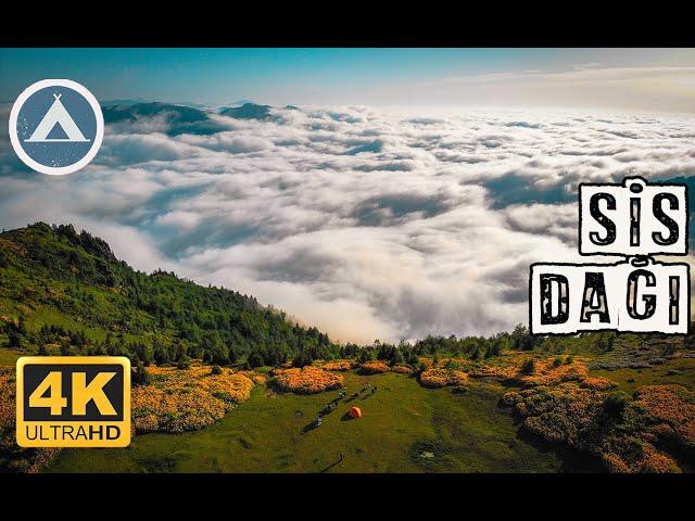 Sis Dağı Yaylası | Giresun [Drone 4K]