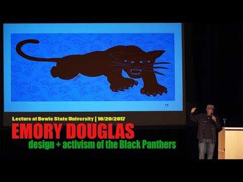 Emory Douglas - Design and Activism of the Black Panthers