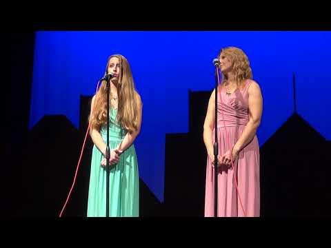Kristen and Allie Short OHCHS Grand Gala Performance 1-13-2018