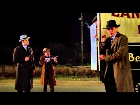 Boardwalk Empire - Al Capone Snorts Coke & Goes Crazy With A Tommy Gun