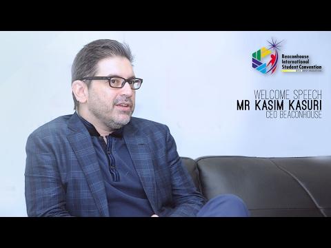 BISC 2017 CE (Beaconhouse School System) Speech - Mr Kasim Kasuri