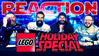 LEGO Star Wars Holiday Special REACTION!!