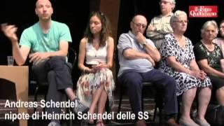 Strage di Sant'Anna di Stazzema, nipote di SS incontra i superstiti