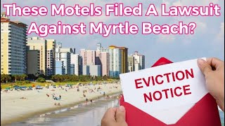 MOTELS to AVOID RIGHT NOW in Myrtle Beach, SC