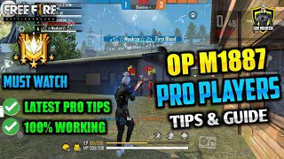 M1887 Latest Tips and Guide! Garena free fire