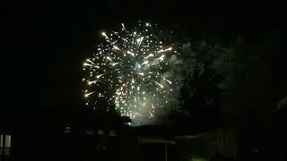 The Beautiful Diwali Festival Celebration Fireworks Show (10-7-2017)