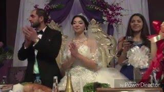 Цыганская Свадьба Нур и Полина, Москва 2016 / Gypsy Wedding Nur and Polina, Russia, Moscow