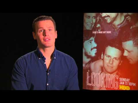 Looking: Jonathan Groff Exclusive Interview talks Season 2 Part 1 of 2