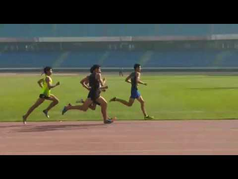 800m Race Sports Authority of India Athletic Meet 2016