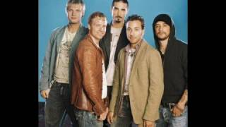 Backstreet Boys - Last Night You Saved My Life