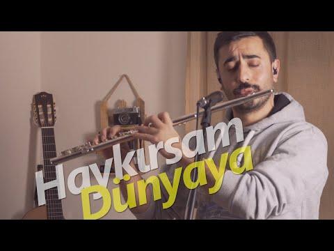 Haykırsam Dünyaya   Flüt Solo - Mustafa Tuna