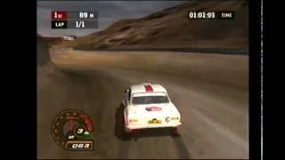 Rally Fusion - Sony PS2