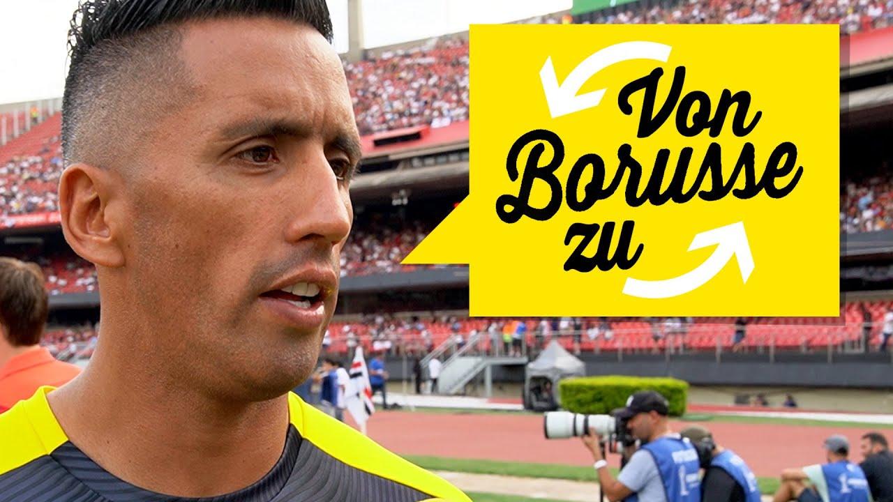 Dein aktueller Lieblingsspieler? | Eure Fragen für Lucas Barrios | Von Borusse zu Borusse
