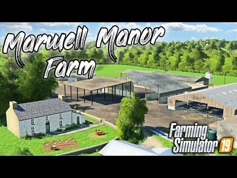 WELCOME TO THE FARM | Marwell Manor Farm - Episode 1