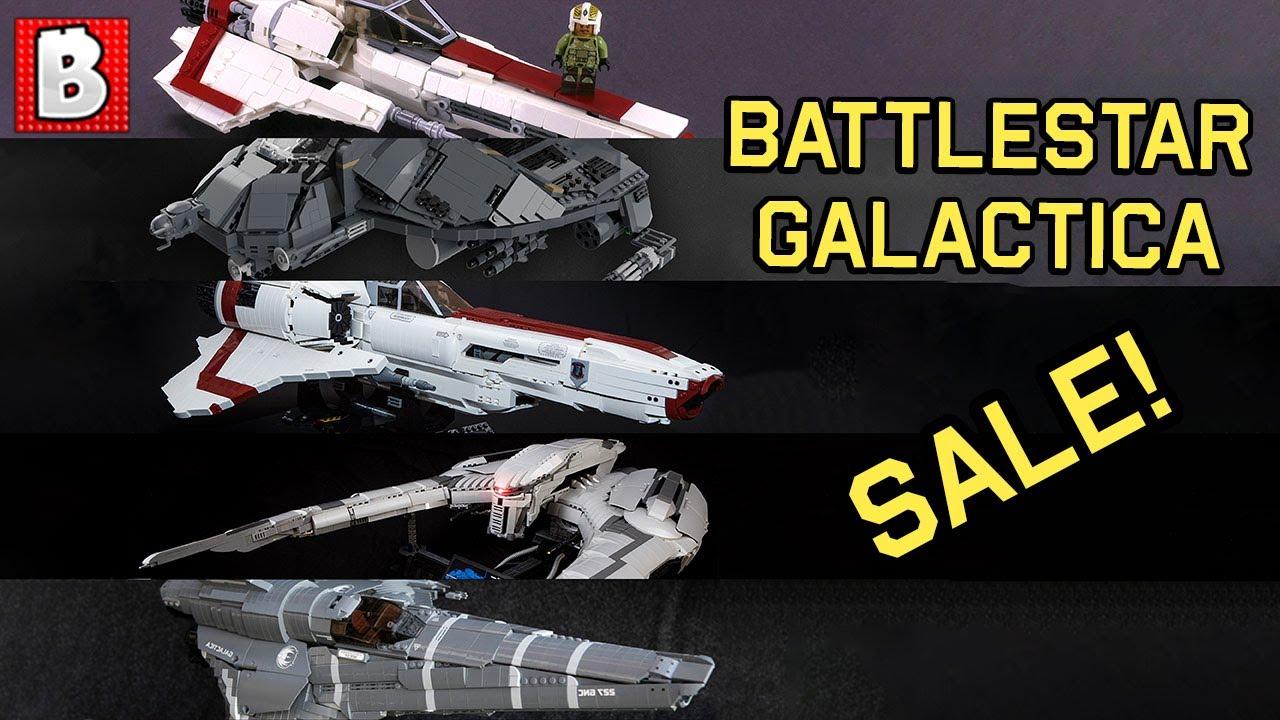 Battlestar Galactica Sale!