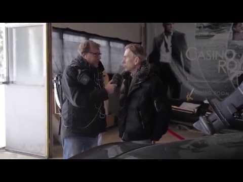 James Bond documentary, James Bond Schäfer Sweden Nybro