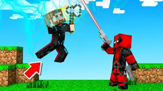 CONTROLLING the LIGHTNING in Crazy Craft (Minecraft)