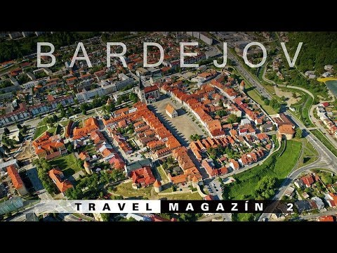 Bardejov a Hervartov - Slovakia [HD] Travel Magazín 002 (Travel Channel Slovakia)