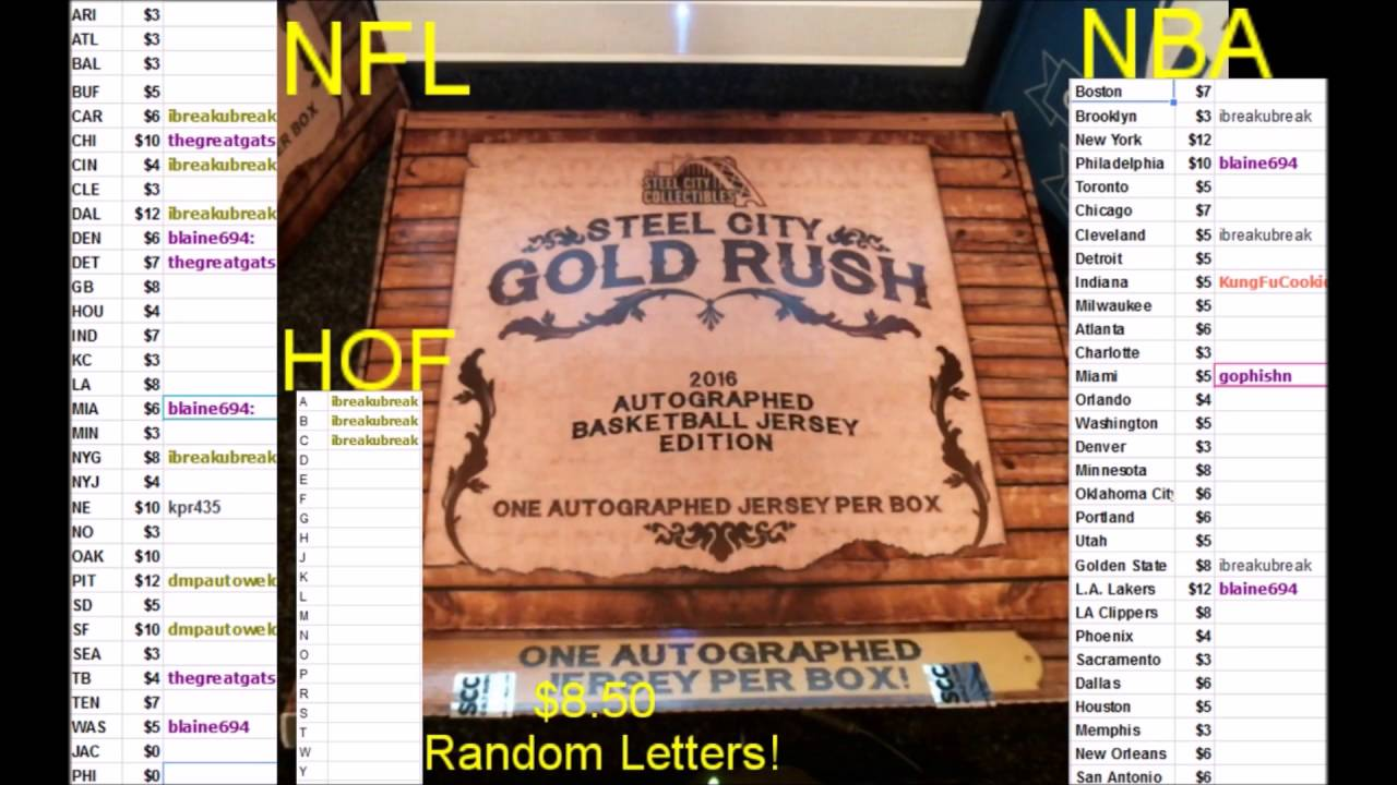 best cheap a9ccc d7001 2016 Gold Rush Autograph Jersey NBA Box 3 Case 2 Victor Oladipo