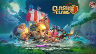 Clash of Clans - after a long time #coc(supercell) games
