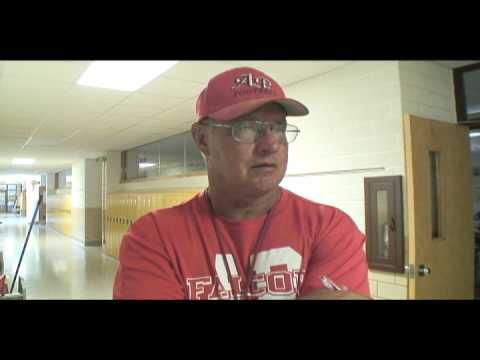 Raw video: Coach Ed Thomas interviews