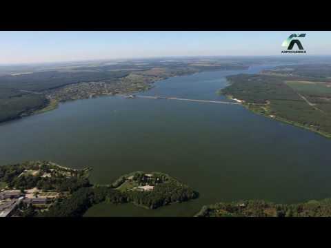 Печенежское водохранилище, район Старого Салтова