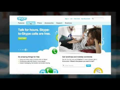 how to find name on skype