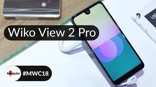 Wiko View 2 Pro - pierwsze wrażenia [MWC 2018]