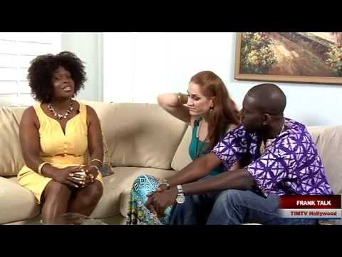 African Film Director Odera Ozoka and French Actress, Producer, Clotilde Delavennat On Frank Talk